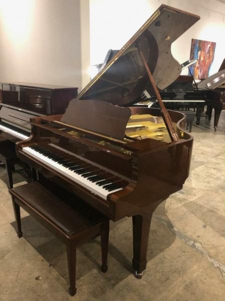 0c5d39fe6cef  9995. Kohler   Campbell Upright Piano ...